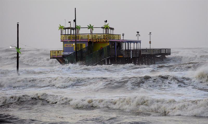 Estudio prevé efecto devastador en la costa este de EEUU por alza del nivel del mar