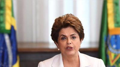 Dilma Rousseff se juega su última carta y ofrece elecciones si recupera el poder