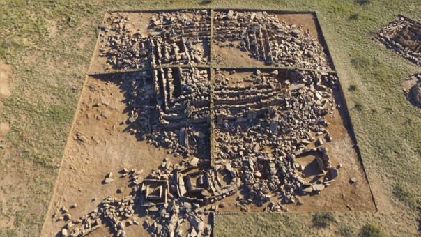 Descubren una pirámide más antigua que las egipcias en Kazajistán