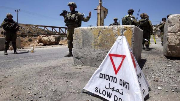 Israel tiene plan para dividir en dos a Cisjordania