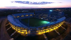 Hincha de Peñarol en coma al caer al vacío en el Estadio Campeón del Siglo