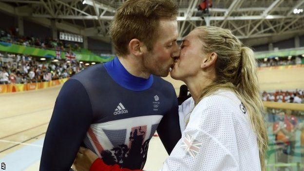 Pareja de novios británicos ganó más medallas de oro que América Latina en Río 2016