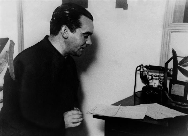 Jueza argentina acepta investigar la desaparición de Federico García Lorca
