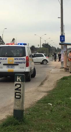 Justicia liberó al conductor que atropelló a niña de dos años en Barros Blancos