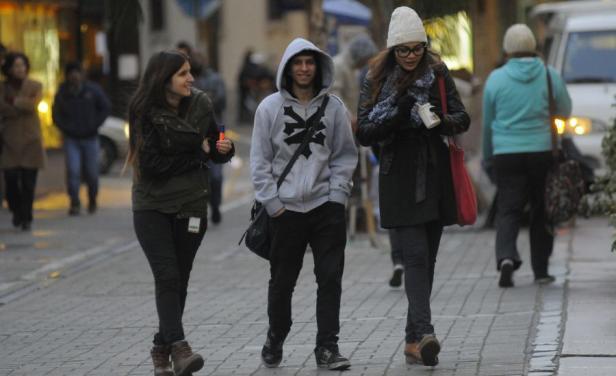 Vuelve el frío polar este sábado a Uruguay
