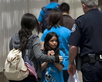 La justicia de EEUU autorizó a quedarse en el país a 100.000 inmigrantes indocumentados con orden de deportación