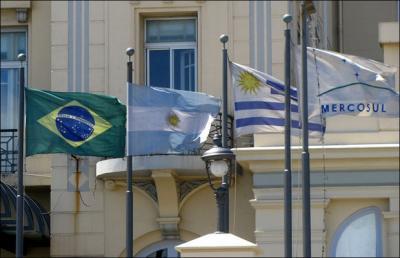 """Brasil: """"Venezuela no va a asumir el Mercosur, eso es seguro"""""""