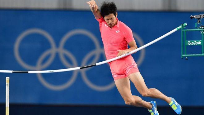 """El caso del japonés a quién """"su pene"""" le impidió avanzar en las Olimpiadas de Río 2016"""