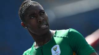 Victoria de sudafricana intersexual puede cambiar para siempre al atletismo femenino