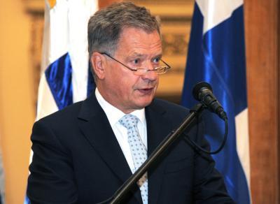 Empresarios finlandeses quieren invertir en Uruguay porque es un socio confiable; reveló presidente Sauli Niinistö