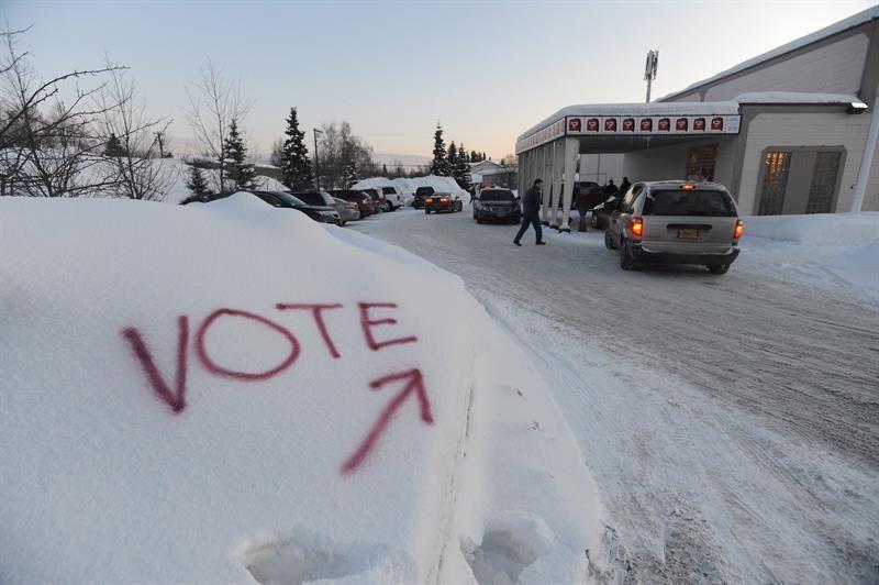 La ciudad insular de Alaska votó trasladarse por efectos del cambio climático
