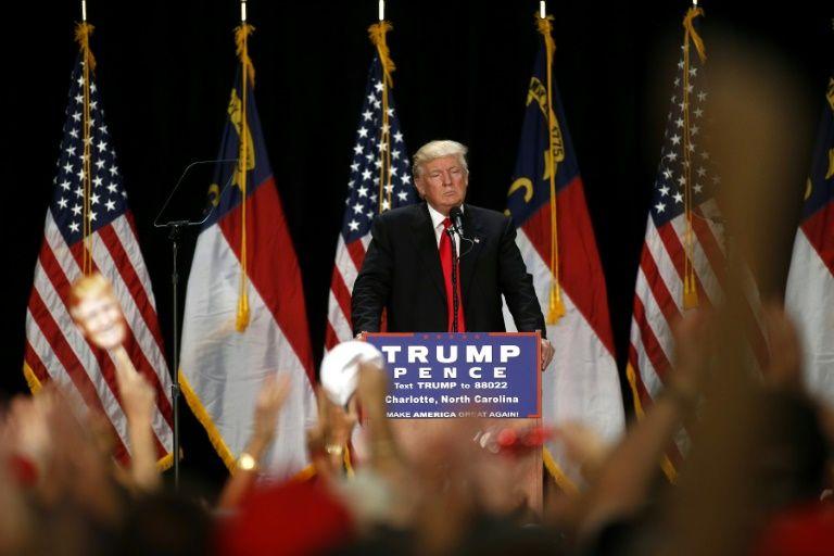 Donald Trump se declara arrepentido de sus declaraciones hirientes