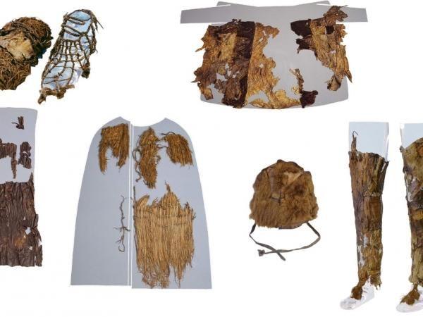 Así se vestía Ötzi, el hombre de hielo de 5.300 de años de antigüedad