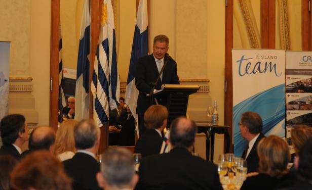 Estudio y respeto a los maestros, las claves de Finlandia; dijo presidente Niinistö
