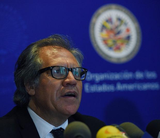 """Embajador venezolano ante la OEA acusa a Almagro de ejercer """"tuiplomacia"""""""