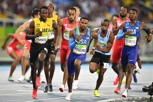 El increíble motivo que privó a Estados Unidos del bronce en la posta 4x100 en Río