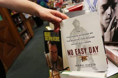 Autor de libro sobre muerte de Bin Laden deberá pagar 6.6 millones de dólares a EEUU