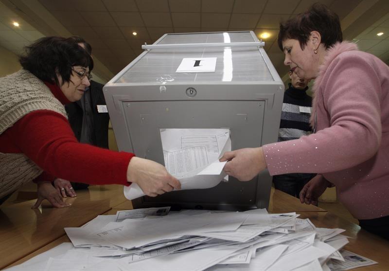 Arranca la campaña electoral en Rusia con el partido del Kremlin en apuros