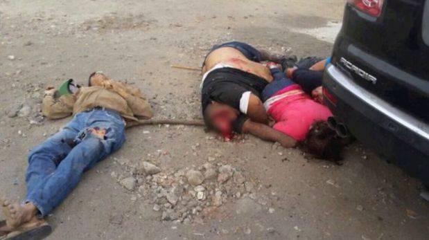 Masacre policial deja profundas heridas en un pueblo de México