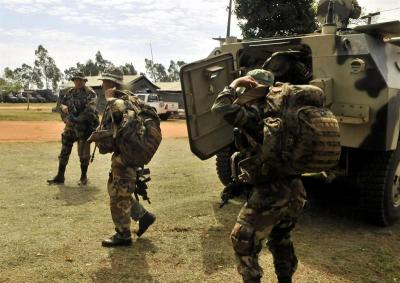 Mueren siete militares en un atentado en Paraguay