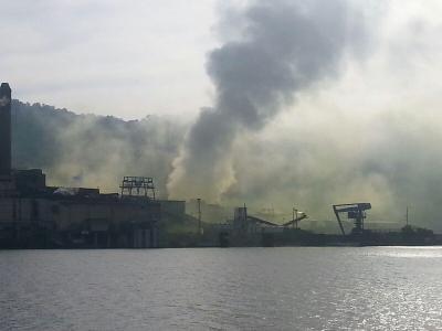 Evacuación masiva tras una fuga de gas tóxico en Virginia