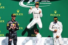 Rosberg se llevó el GP de Bélgica