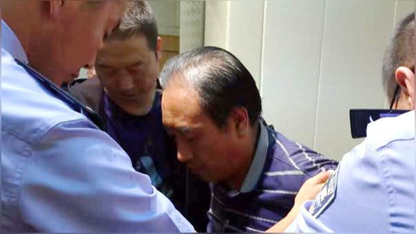 Policía captura a 'Jack el Destripador' chino tras 28 años de búsqueda