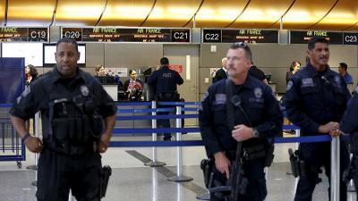 'El Zorro' causa la evacuación del aeropuerto de Los Ángeles