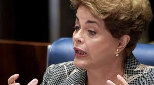 """Rousseff, al final de su lucha en el Senado: """"Voten contra mi destitución"""""""