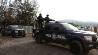 Destituyen al jefe de la Policía Federal de México por ejecutar extrajudicialmente a 22 personas