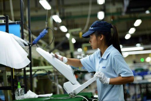 China cierra fábricas y manda a los obreros a casa antes del G20
