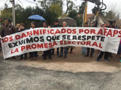 Cincuentones cargan contra Vázquez y se olvidan de Sanguinetti, el creador de las AFAP