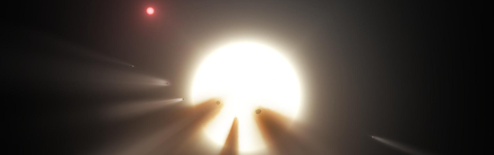 Potente señal de radio, desde una estrella a 95 años luz, desconcierta a los científicos