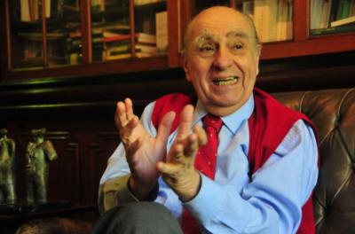 """Sanguinetti dijo que al crear las AFAP hizo una """"reforma que salvó al BPS y al país"""""""