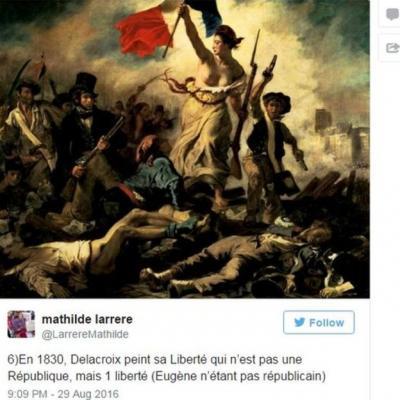 La polémica que desató en Francia los senos de Marianne, el símbolo de la república gala
