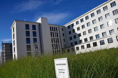 Prora, las ruinas nazis que poco a poco se transforman en un complejo turístico de lujo en el Báltico