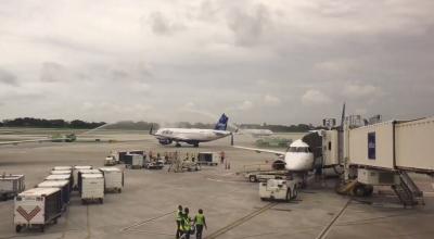 Histórico viaje 55 años después: despega vuelo comercial de EEUU a Cuba