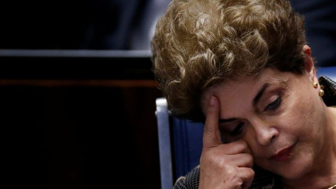 Histórico escándalo: Dilma Rousseff es destituida como presidenta de Brasil