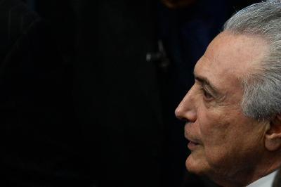 Uruguay reconoce a Temer como presidente; asegura Búsqueda