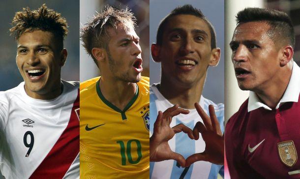 Ganaron Brasil, Colombia y Bolivia por la Fecha 7 de las Eliminatorias