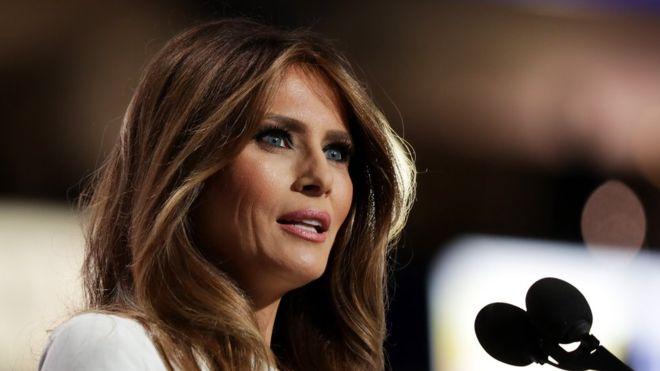 La demanda de 150 millones de dólares que la esposa de Trump presentó contra el Daily Mail