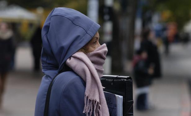 Uruguay tendrá un fin de semana muy frío