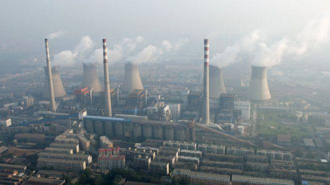 China y Estados Unidos ratifican el acuerdo climático global de París para reducir sus emisiones de CO2