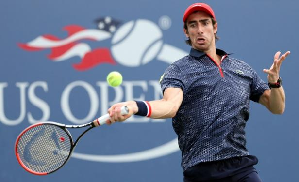 Pablo Cuevas quedó eliminado en debut del US Open en dobles