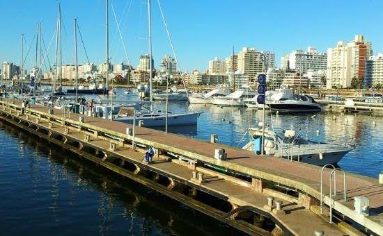 Obras públicas construirá más marinas deportivas en Piriápolis y Punta del Este