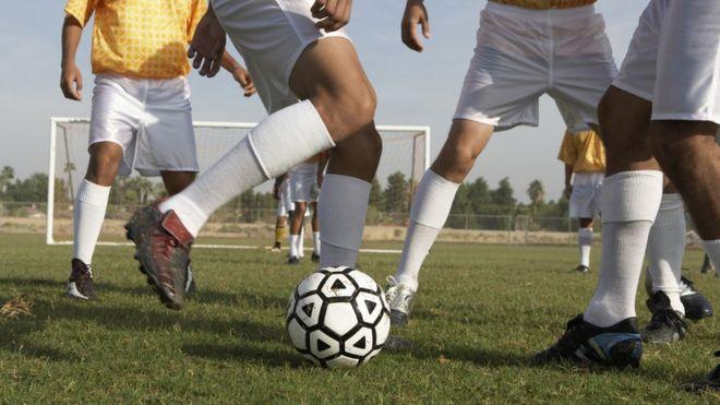 Las partes del cuerpo más vulnerables cuando juegas al fútbol