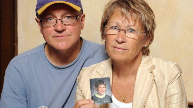 El niño secuestrado hace 27 años cuyos restos fueron hallados ahora