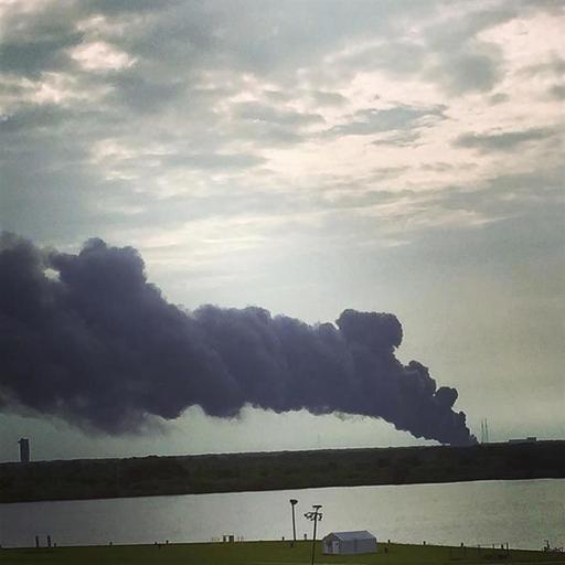 Duro golpe a la industria espacial de Israel por explosión de cohete en Cabo Cañaveral