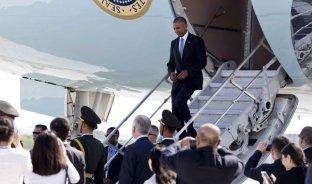 """Obama calma los ánimos tras trifulca con los chinos en el aeropuerto: """"no es la primera vez"""""""