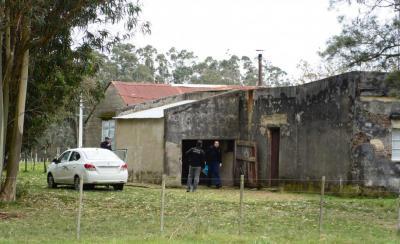 Un productor rural asesinado y otro herido en copamiento a establecimiento de Rocha